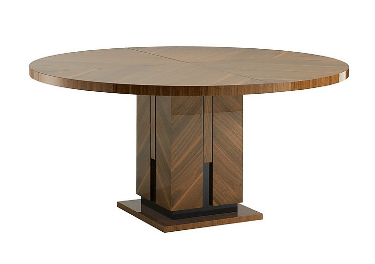 Verona Round Dining Table in  on Furniture Village