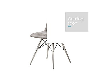 Panay Dining Chair - Only One Left! in  on Furniture Village
