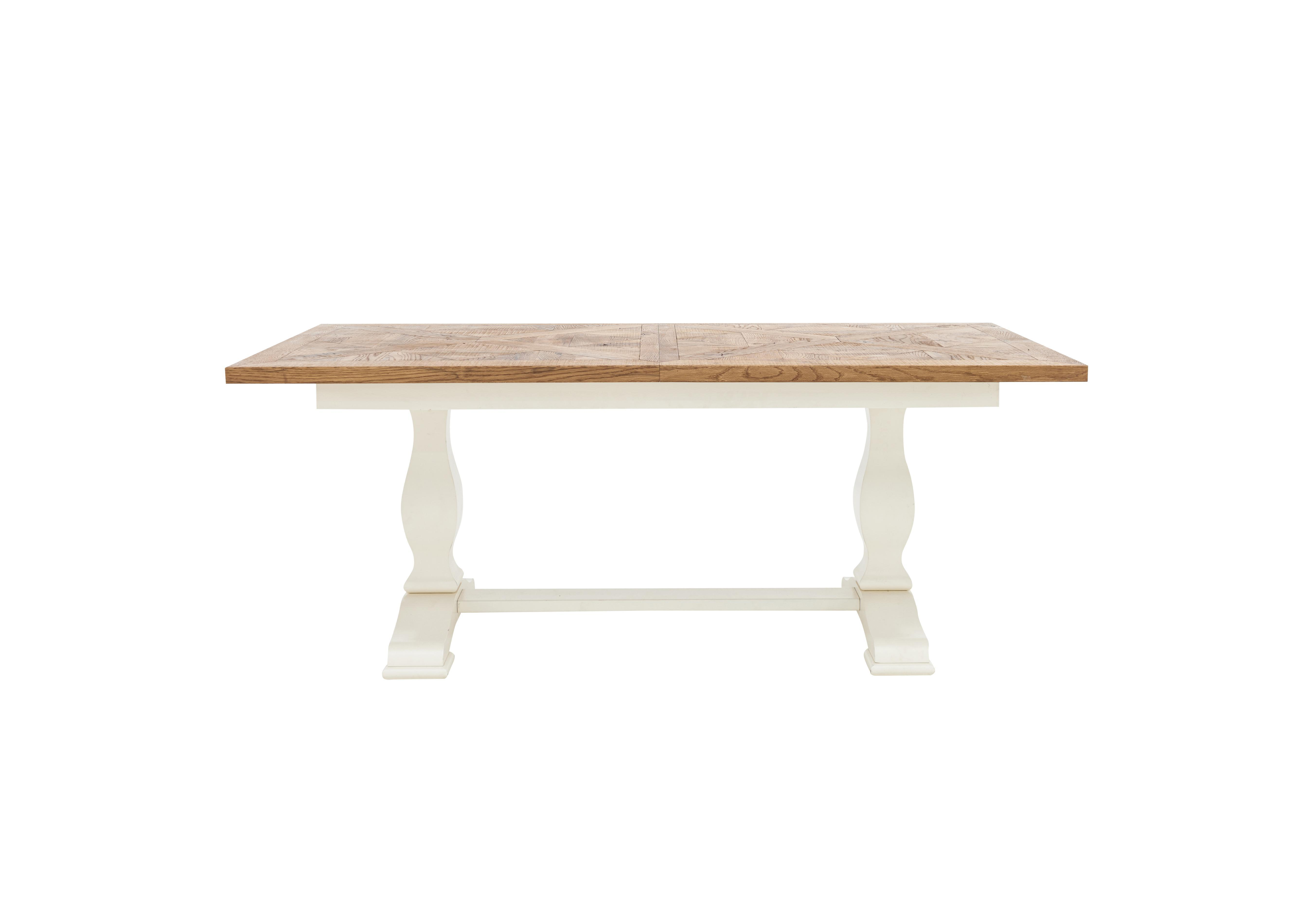 Picture of: Pattern Extending Dining Table Only One Left Furniture Village
