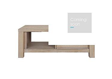 Winsgate Coffee Table with Drawer in  on Furniture Village