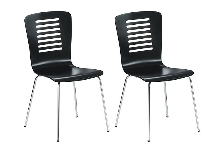 Zen Pair of Chairs in  on Furniture Village