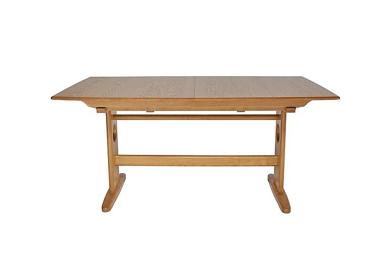 Windsor large extending dining table ercol furniture village windsor large extending dining table watchthetrailerfo