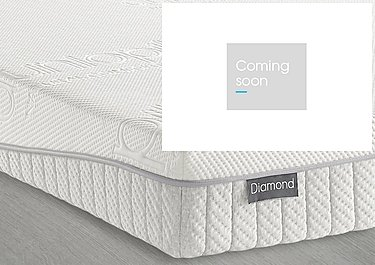 Diamond Mattress in  on Furniture Village