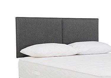 Cirrus Headboard in 7239 Granite on Furniture Village