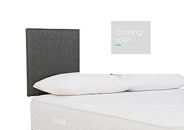 Cirrus Headboard in 7239 Granite on Furniture Village