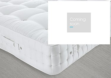 Boutique 2000 Pocket Sprung Mattress in  on Furniture Village