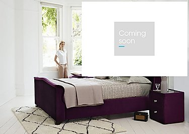 Enya Bed Frame in  on Furniture Village