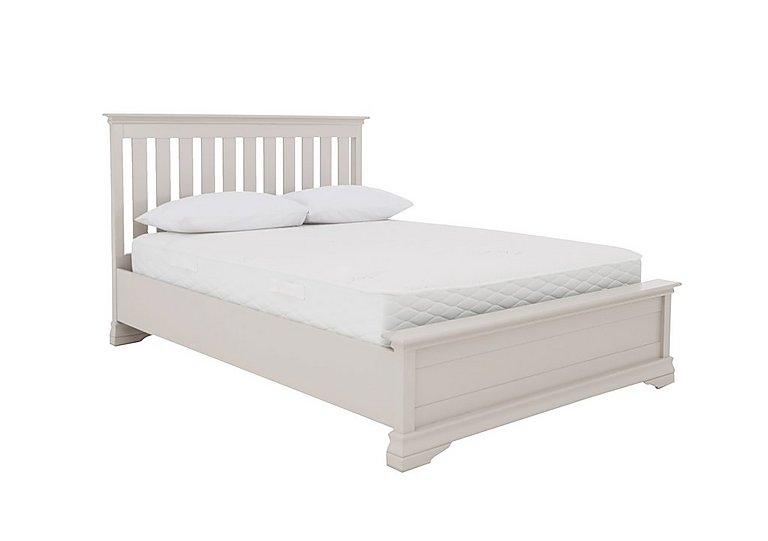 Ambriella Imperial Bed Frame Low Foot End