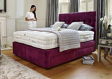 Boutique 2500 Pocket Sprung Divan Set in  on Furniture Village