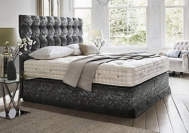 Boutique 3000 Pocket Sprung Divan Set in  on Furniture Village