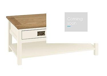 Compton Coffee Table in Two Tone on Furniture Village
