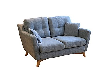 Cosenza Small Sofa in T222   Clear Matt Only on Furniture Village
