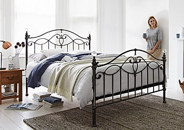 brass traditional beds metal reflections item victorian style bed