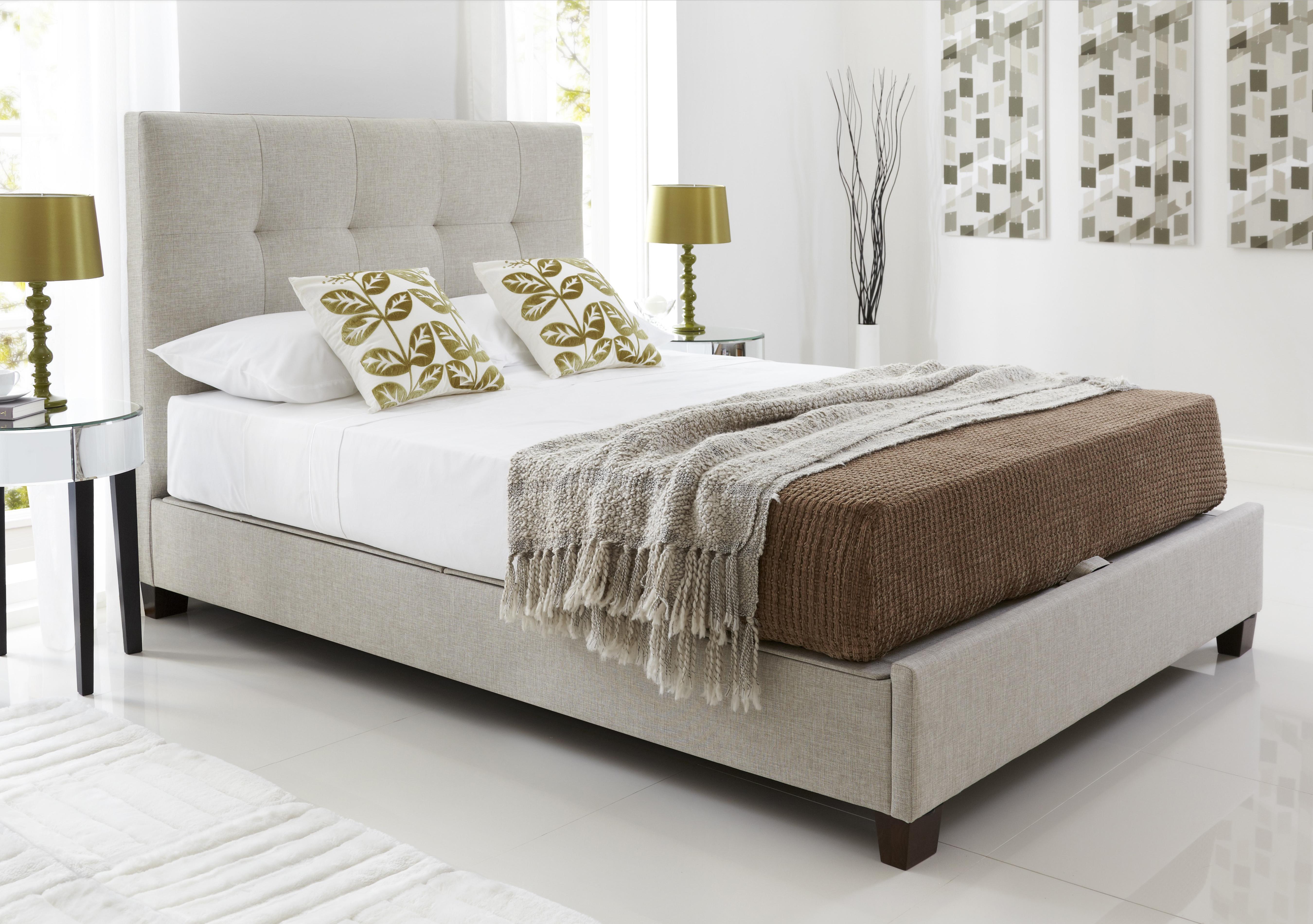 Hadley Ottoman Bed Frame Furniture Village