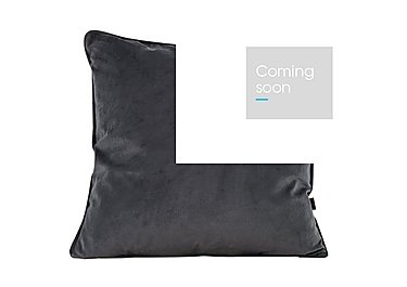 Hudson Cushion in Grey on Furniture Village