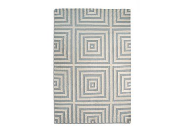 Hollywood Wool Rug in Grey on Furniture Village