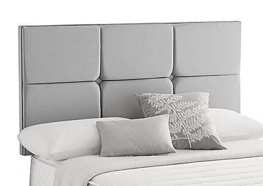 Larisa Headboard in Slate Grey on Furniture Village