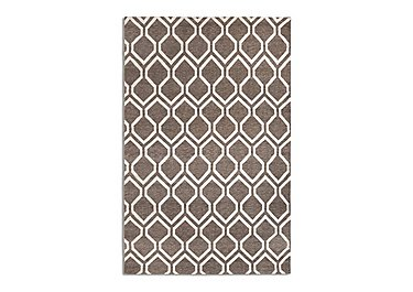 Mirage Rug in Brwn on Furniture Village