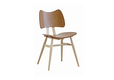 Originals Butterfly Chair in Special Light  Sl on Furniture Village