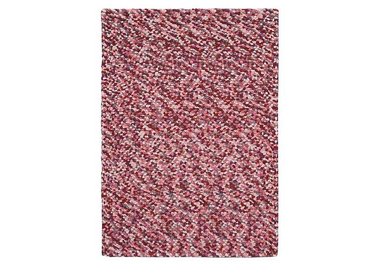 Paradise Rug in Pink on Furniture Village