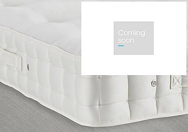 Revive Luxury Silk Pocket Sprung Mattress in  on Furniture Village