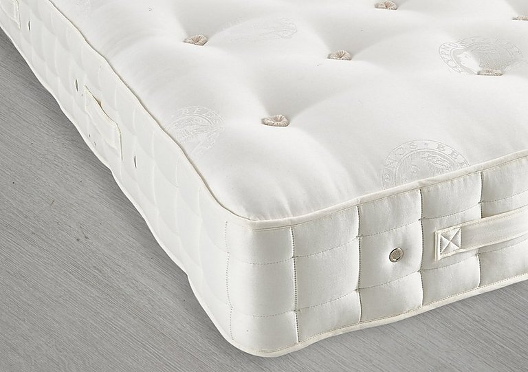 Revive Ortho Wool Pocket Sprung Mattress in  on Furniture Village