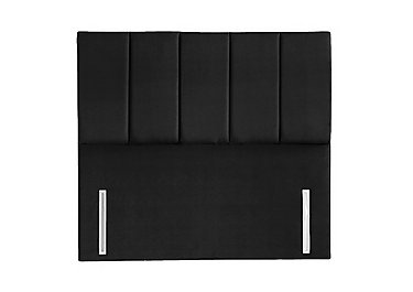Rhodes Headboard in Ebony on Furniture Village