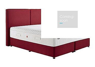 Serene Divan Set in Ruby 6691 on Furniture Village