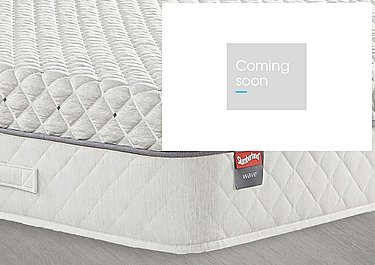 Wave Mattress in  on Furniture Village