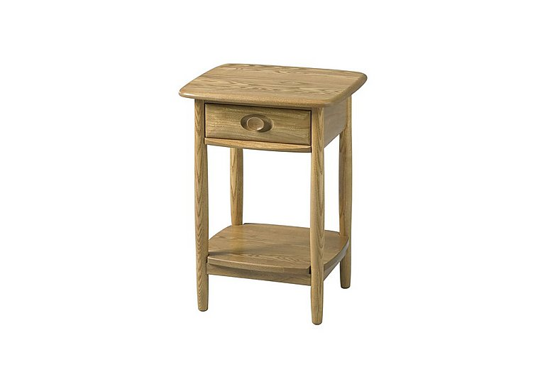 Windsor Lamp Table in Straw Finish (St) on Furniture Village