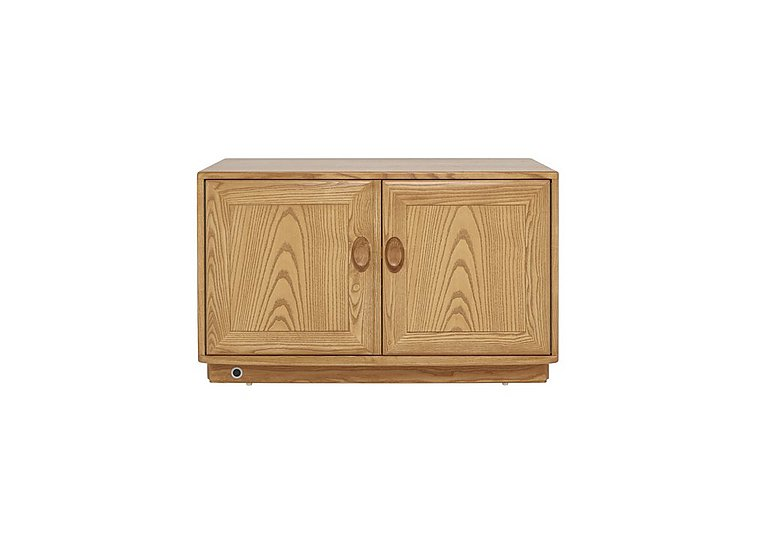 Windsor IR TV Cabinet in Straw Finish (St) on Furniture Village