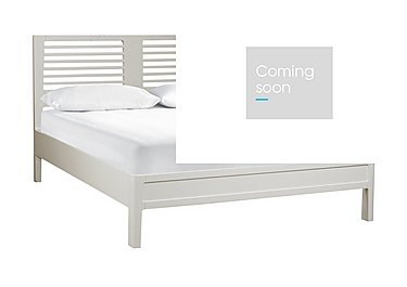 Dixon Painted Bed Frame in  on Furniture Village