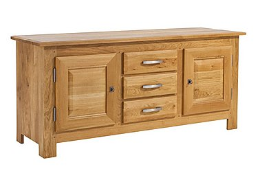 Horizon Large Sideboard in 10a on Furniture Village