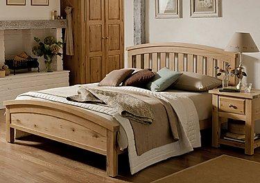 Tuscan Hills Bed Frame in  on Furniture Village