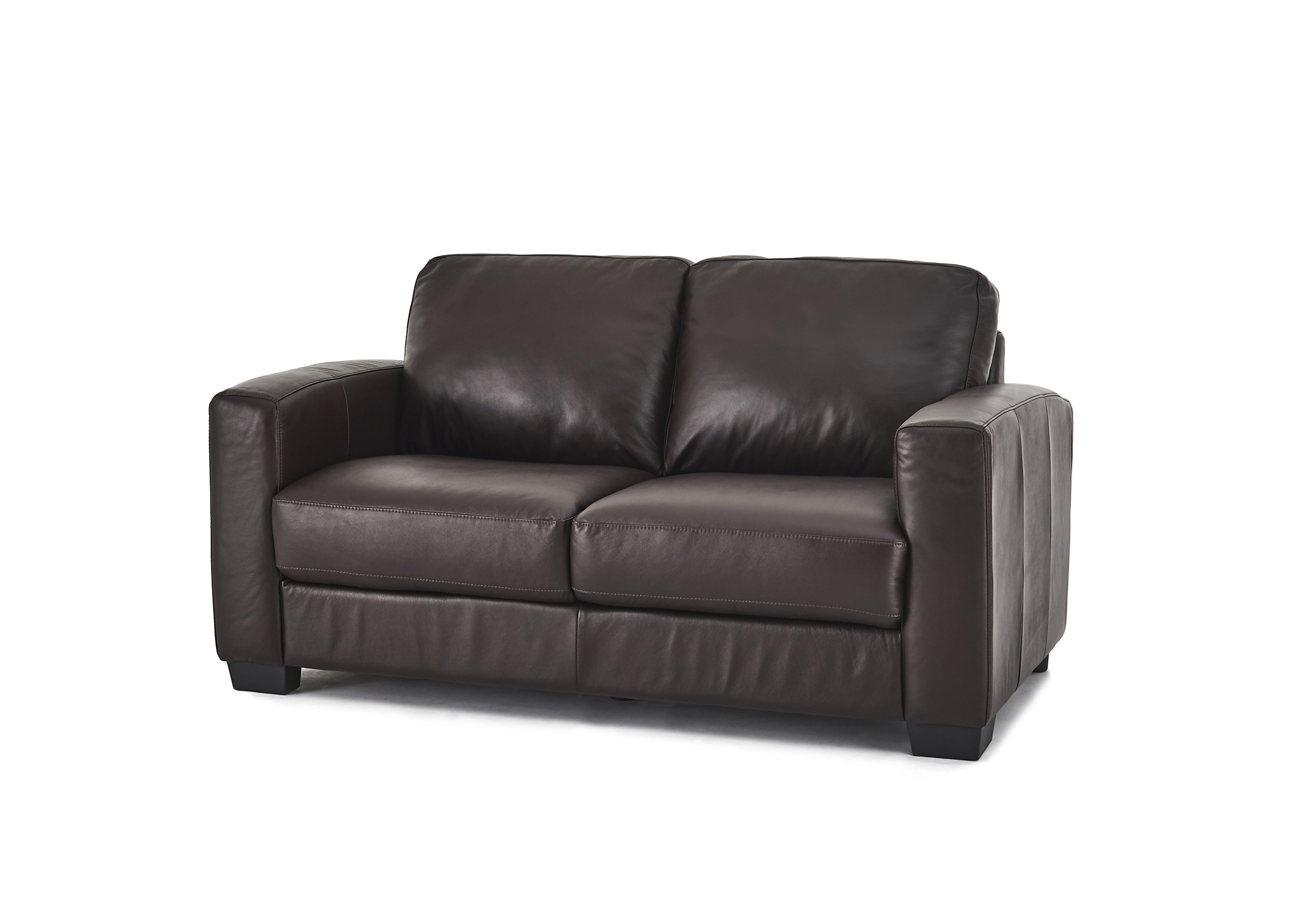 Dante 2 Seater Leather Sofa Furniture Village ~ Black Leather Sofa Chair