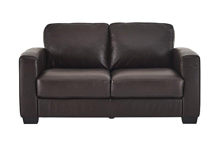 Dante 2 Seater Leather Sofa Furniture Village