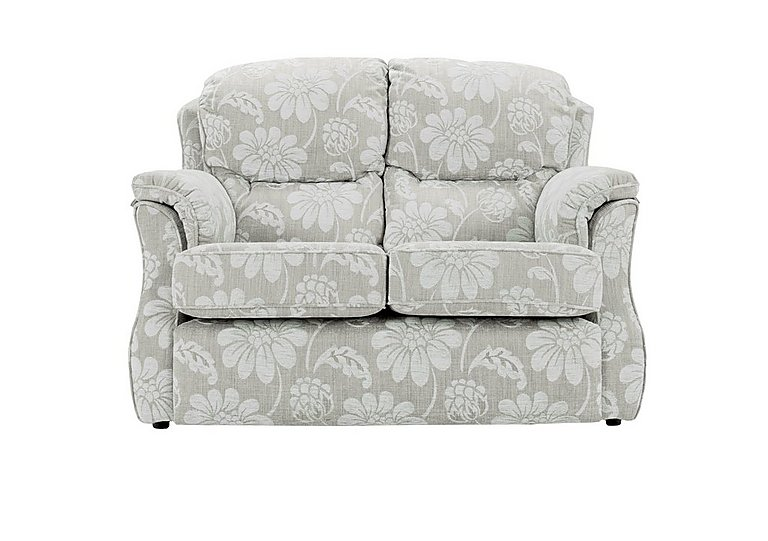Florence Small 2 Seater Fabric Sofa in C650 Harmony Powder on Furniture Village