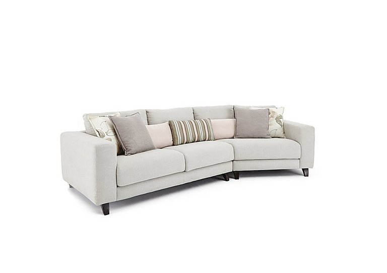 Kick K Angled Fabric Sofa