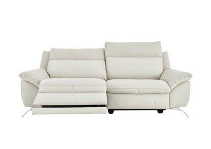 Groovy Napoli 3 Seater Leather Recliner Sofa Interior Design Ideas Gentotryabchikinfo