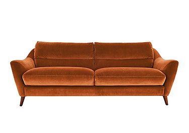 Remy 3 Seater Fabric Sofa