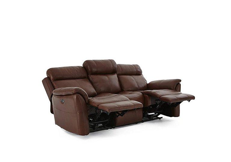 Leather sofa 1 Seater
