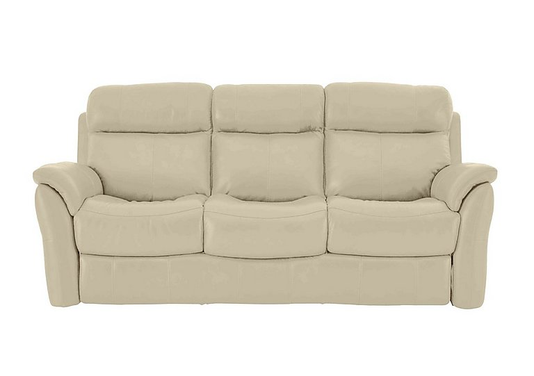 Relax Station Revive 3 Seater Leather Recliner Sofa