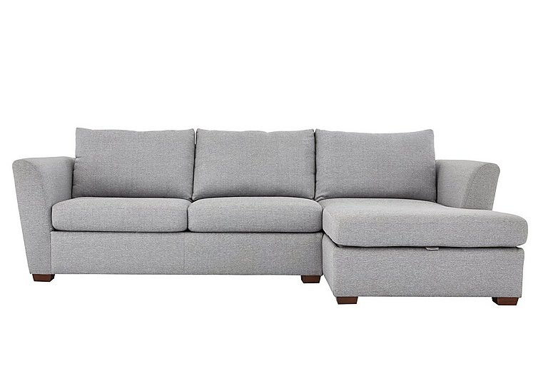 Sorrento 3 Seater Chaise with Sofa Bed and Storage  sc 1 st  Furniture Village : 3 seater chaise sofa bed - Sectionals, Sofas & Couches