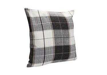 Highland Cushion in Slate Cushion on Furniture Village