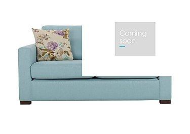 Petra 2 Seater Fabric Sofa Bed in Marbella Turquiose 38 on Furniture Village