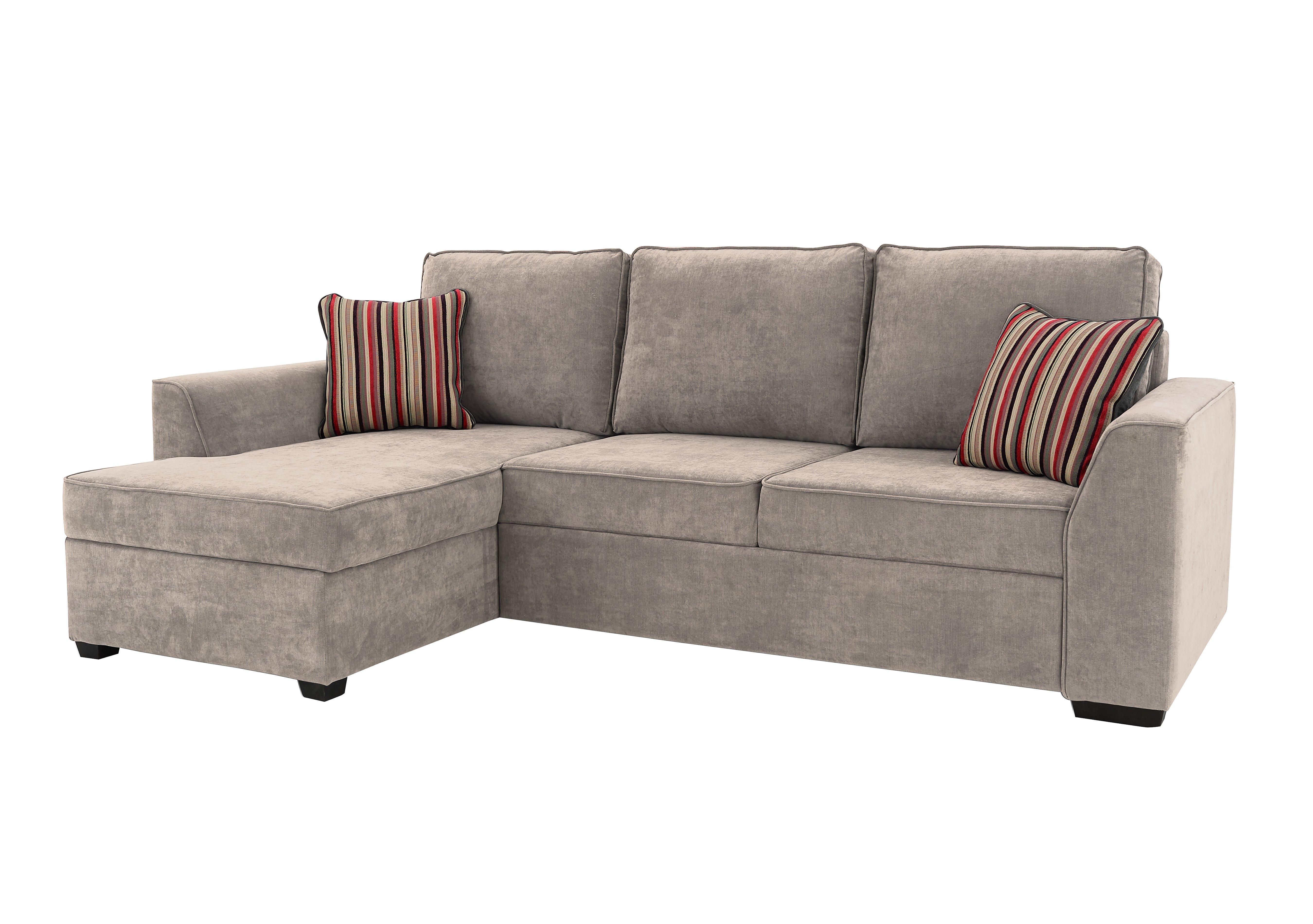 Studio 3 Seater Fabric Sofa Bed Furniture Village