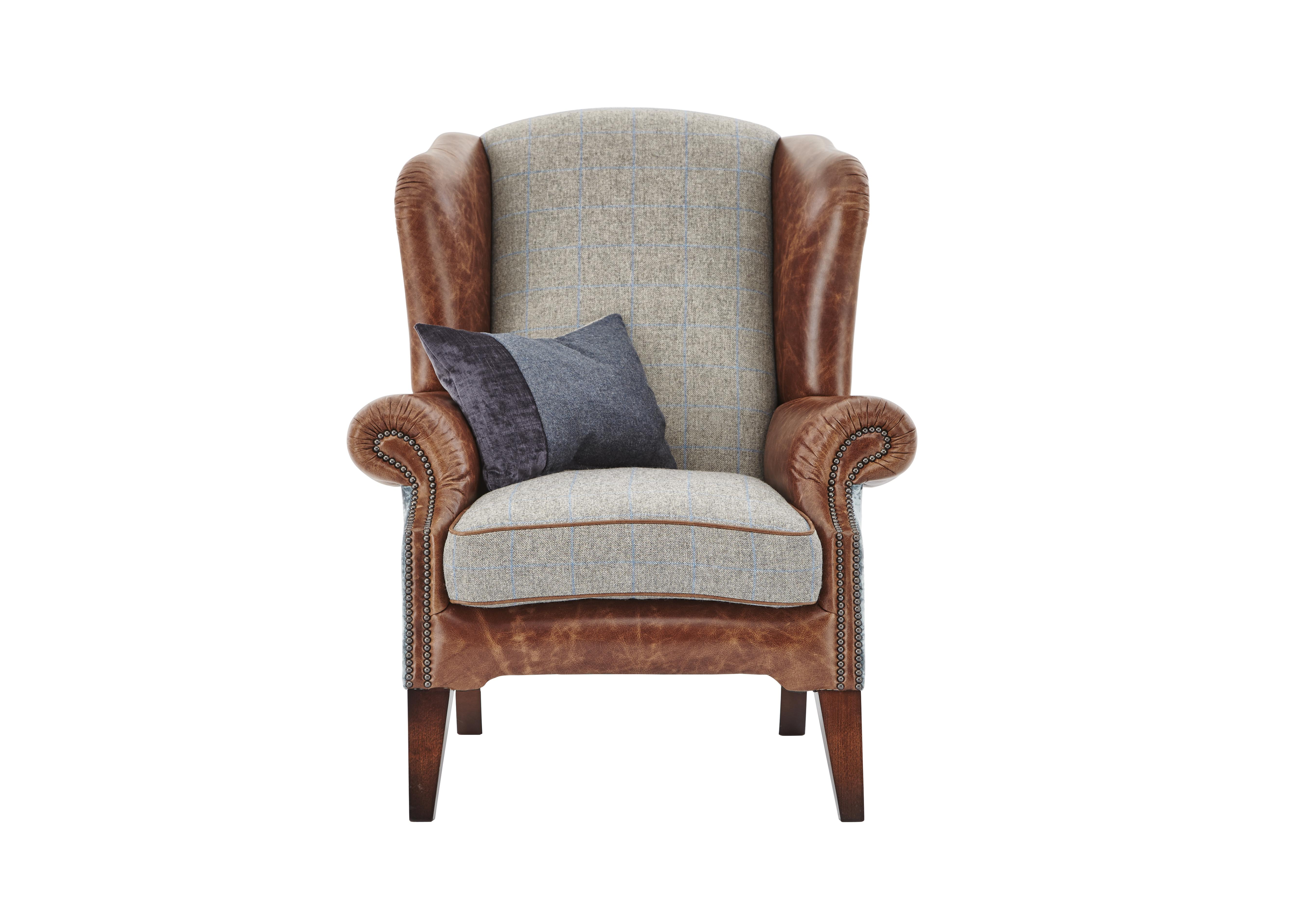 save 407 tetrad westwood leather armchair