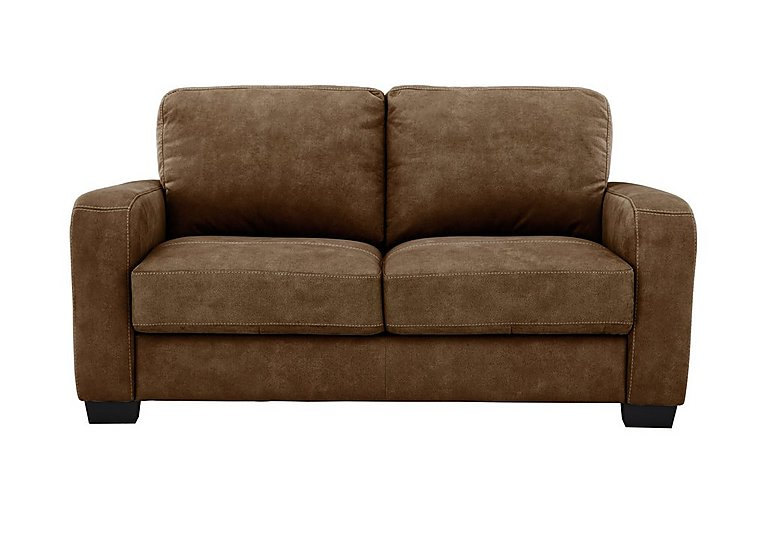 Astor 2 Seater Fabric Sofa in Bfa-Blj-R05 Hazelnut on Furniture Village