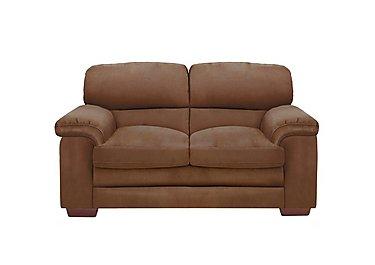 Carolina 2 Seater Fabric Sofa in Bfa-Blj-R05 Hazelnut on Furniture Village