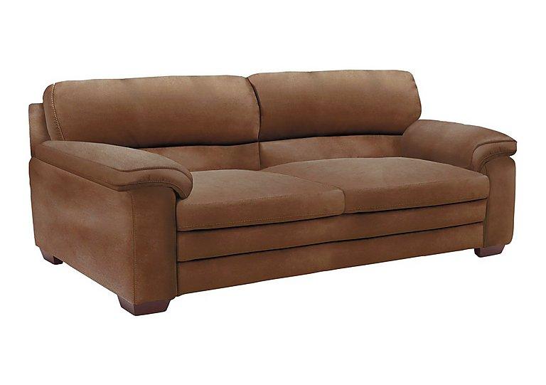 Carolina 3 Seater Fabric Sofa